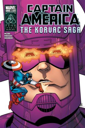 Captain America & the Korvac Saga #4