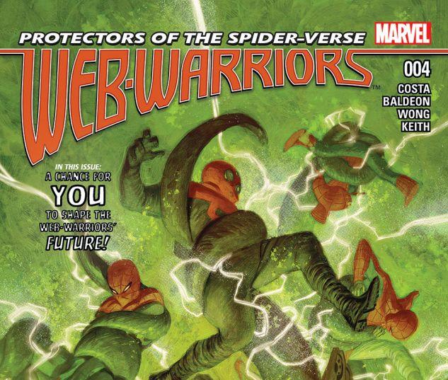 Web Warriors (2015) #4