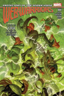 Web Warriors #4