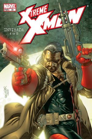X-Treme X-Men (2001) #34