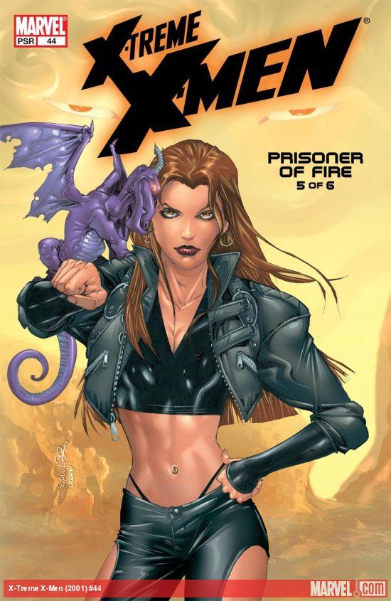 X-Treme X-Men (2001) #44