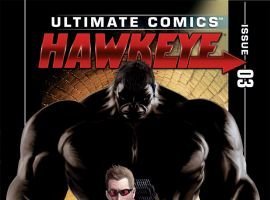 Ultimate Hawkeye (2011) #3 Cover