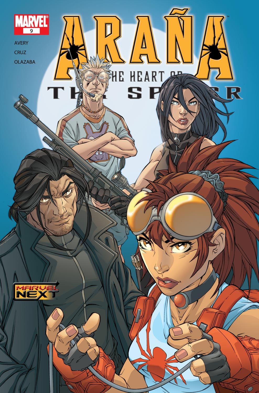 Arana: The Heart of the Spider (2005) #9