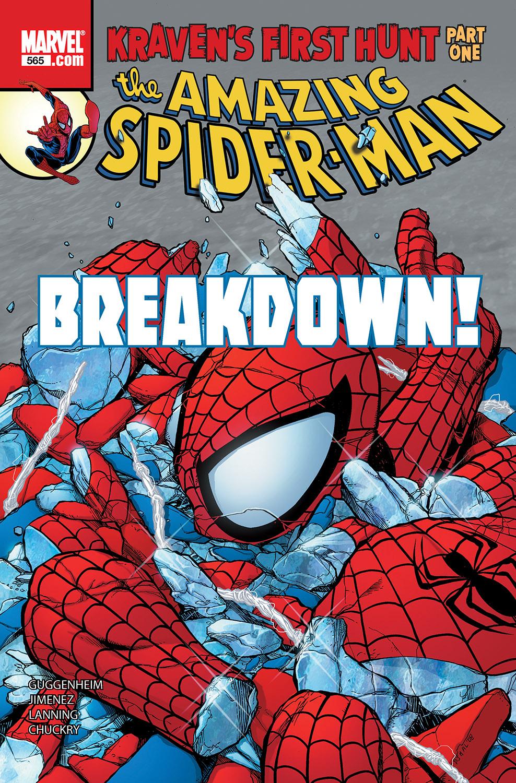 Amazing Spider-Man (1999) #565