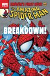 AMAZING SPIDER-MAN (1999) #565 Cover