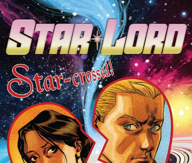 cover from Star-Lord (2015) #6