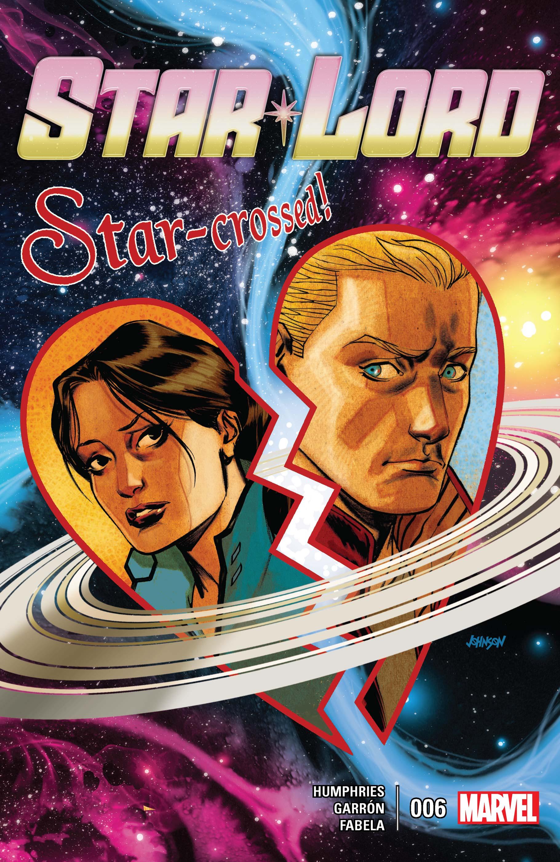 Star-Lord (2015) #6
