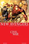 New Avengers (2004) #25