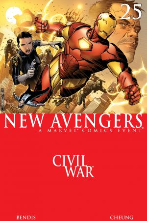New Avengers #25