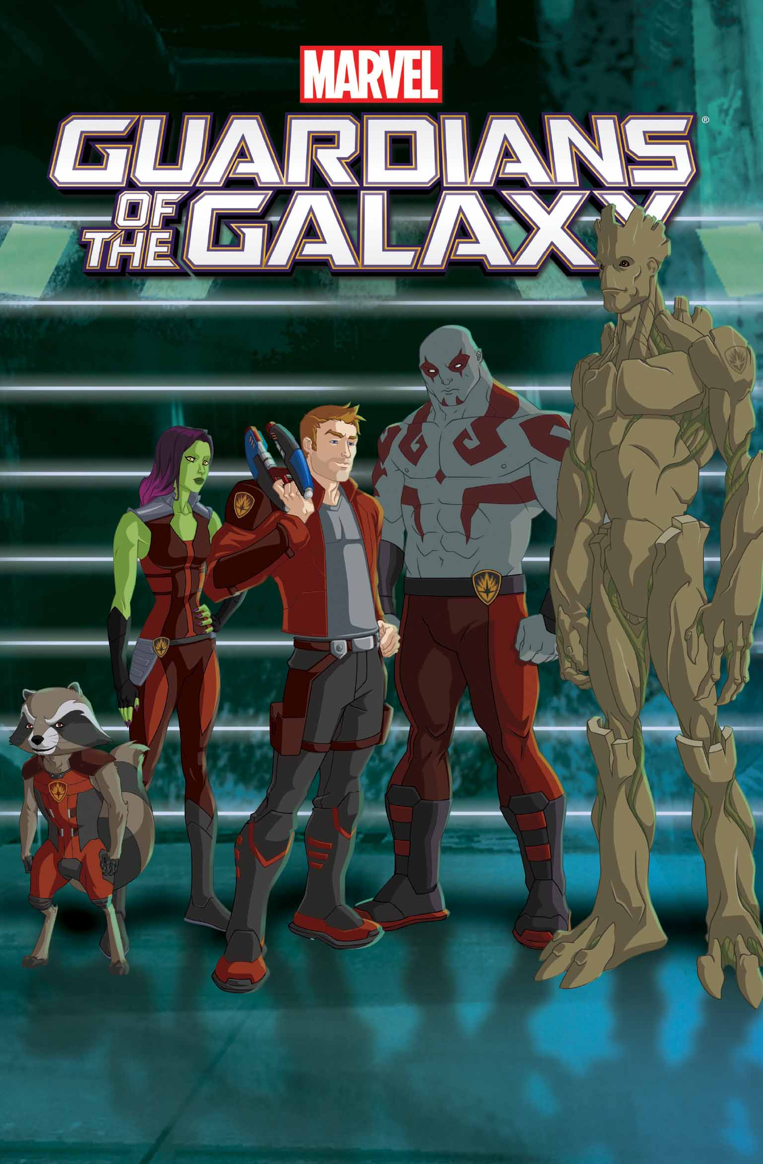 MARVEL UNIVERSE GUARDIANS OF THE GALAXY VOL. 2 (Digest)
