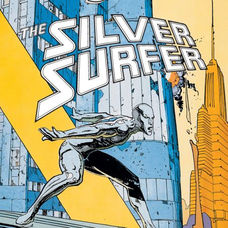 Silver Surfer by Stan Lee & Moebius