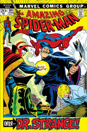The Amazing Spider-Man #109