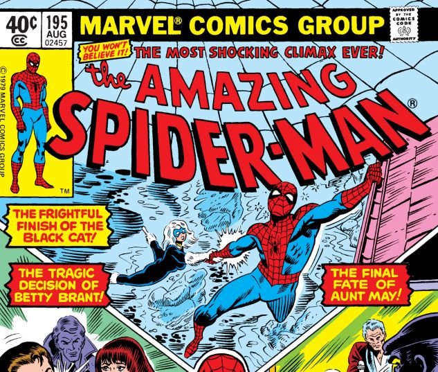 Amazing Spider-Man (1963) #195
