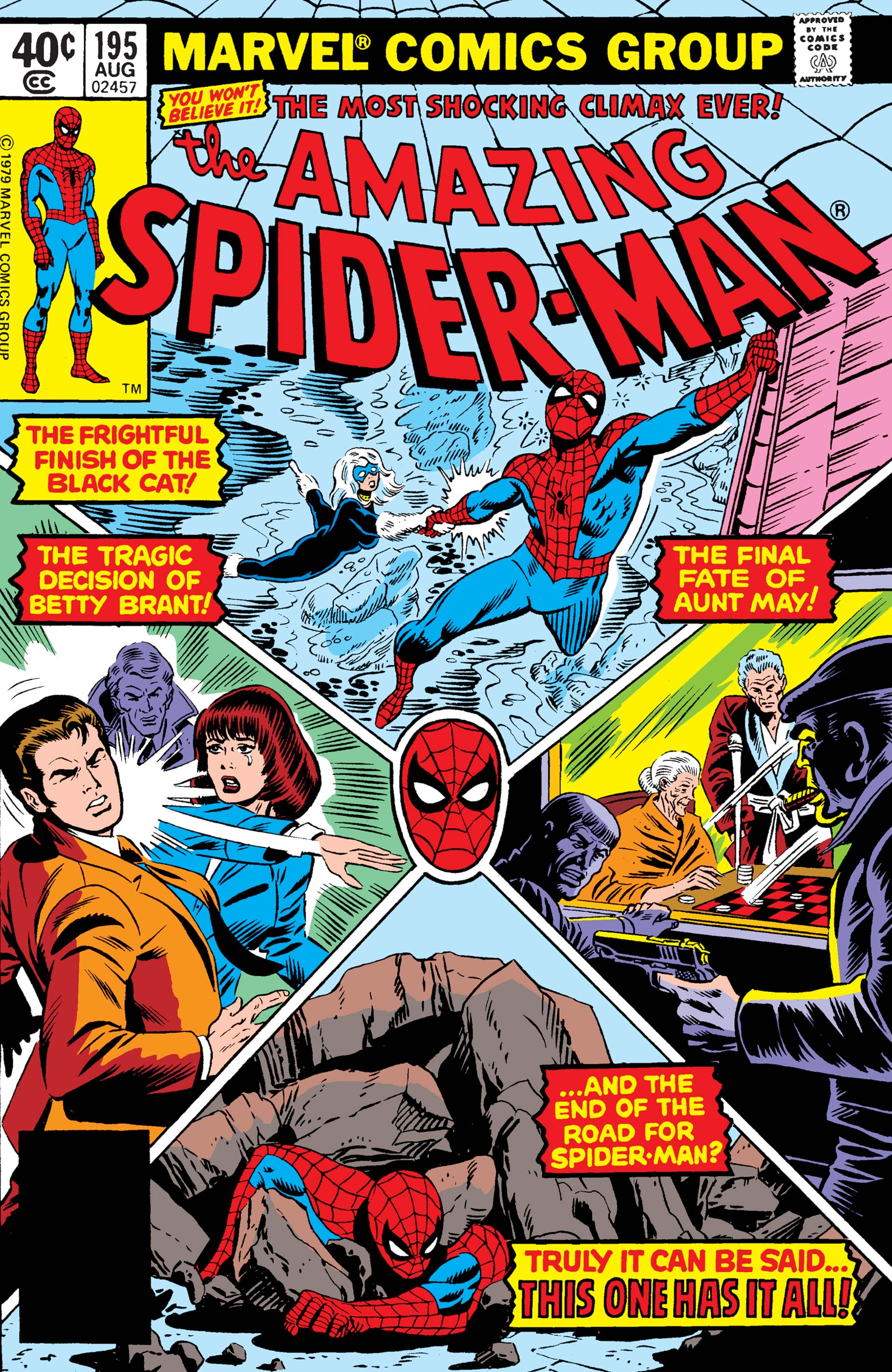 The Amazing Spider-Man (1963) #195