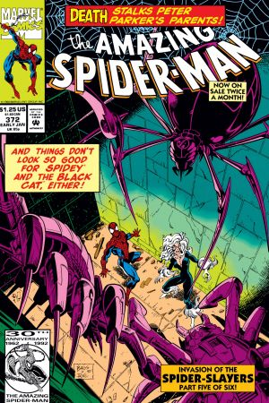 The Amazing Spider-Man #372