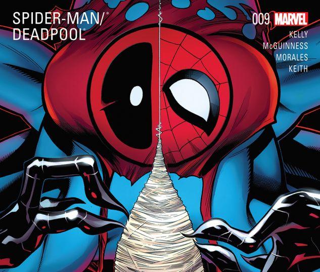 Spider man deadpool 2016 9 comics for Dead pool show in jaipur