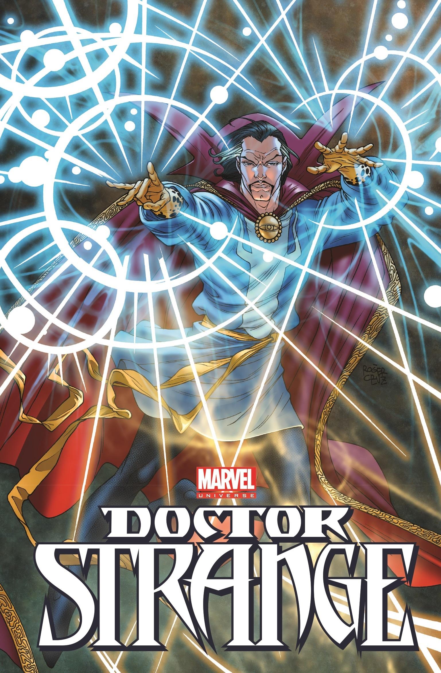 Marvel Universe Doctor Strange (Digest)