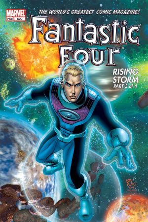 Fantastic Four (1998) #522
