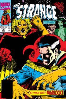 Doctor Strange, Sorcerer Supreme #36