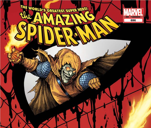 Amazing Spider-Man (1999) #696