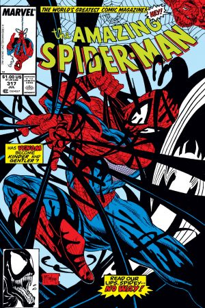 The Amazing Spider-Man #317
