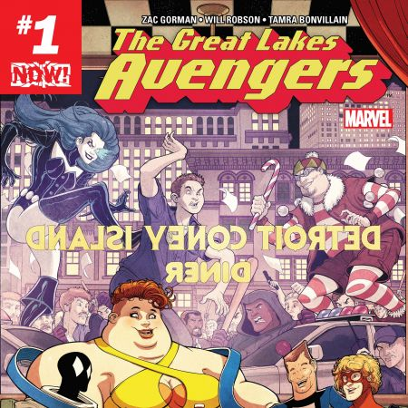 Great Lakes Avengers (2016 - Present)