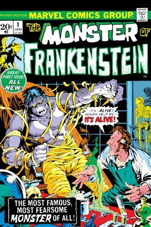 Frankenstein (1973 - 1975)