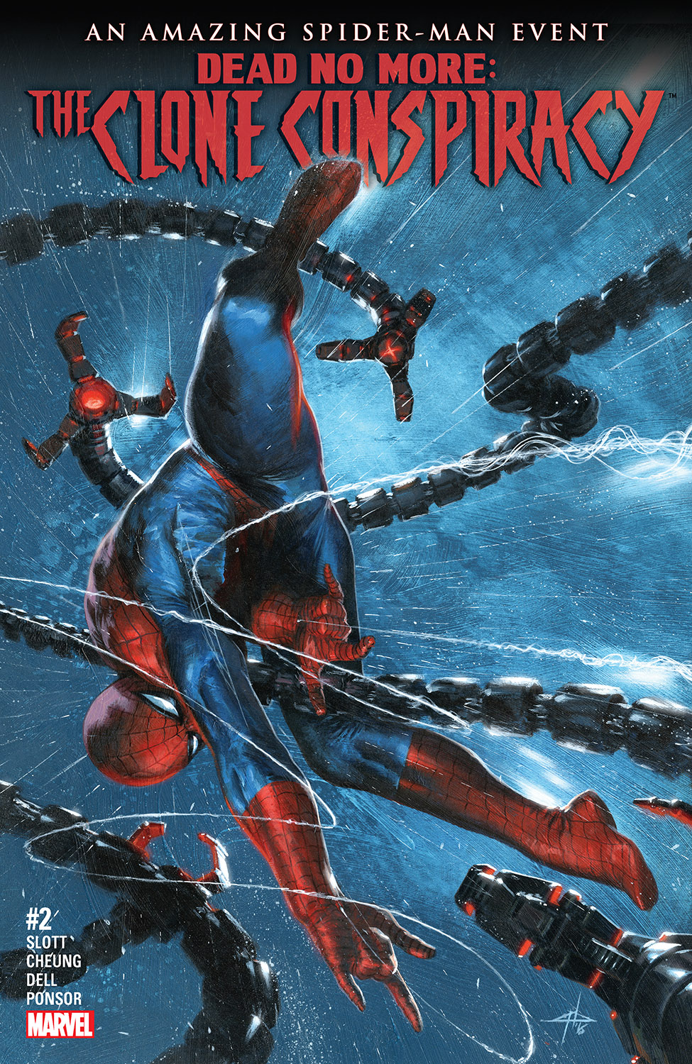 The Clone Conspiracy (2016) #2