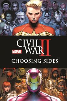 Civil War II: Choosing Sides (Trade Paperback)