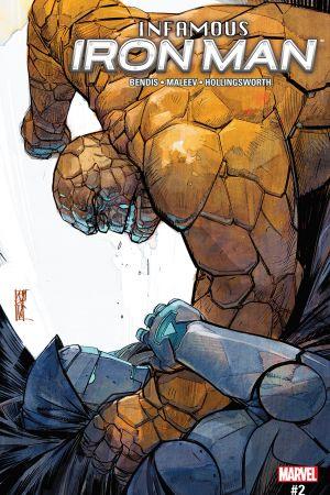 Infamous Iron Man (2016) #2