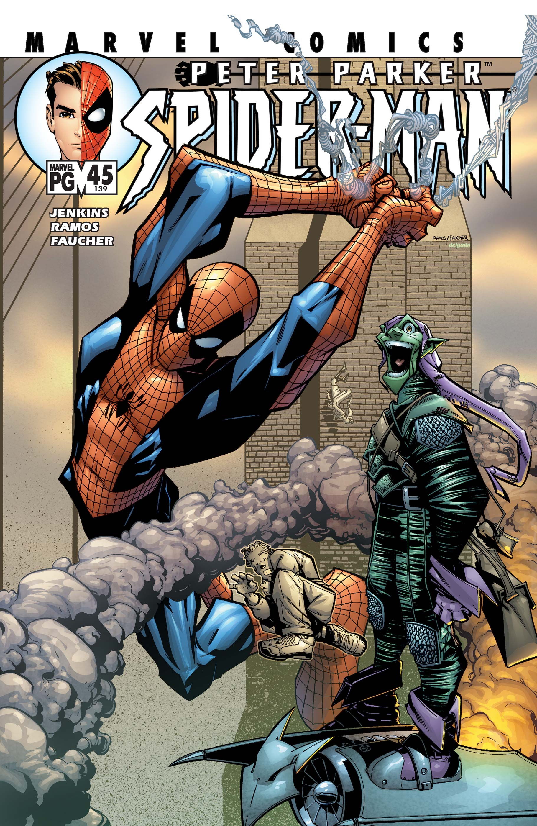 Peter Parker: Spider-Man (1999) #45