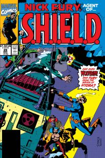 Nick Fury, Agent of S.H.I.E.L.D. (1989) #29