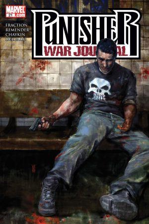 Punisher War Journal #21
