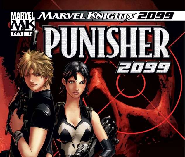 Punisher 2099 (2004) #1