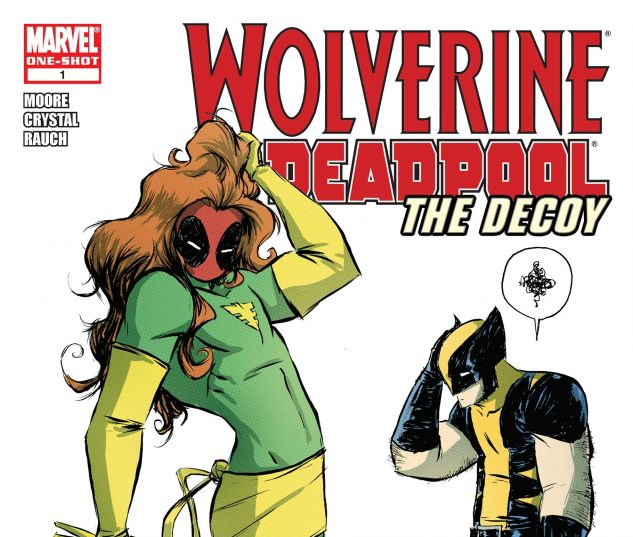 Wolverine/Deadpool: The Decoy #1