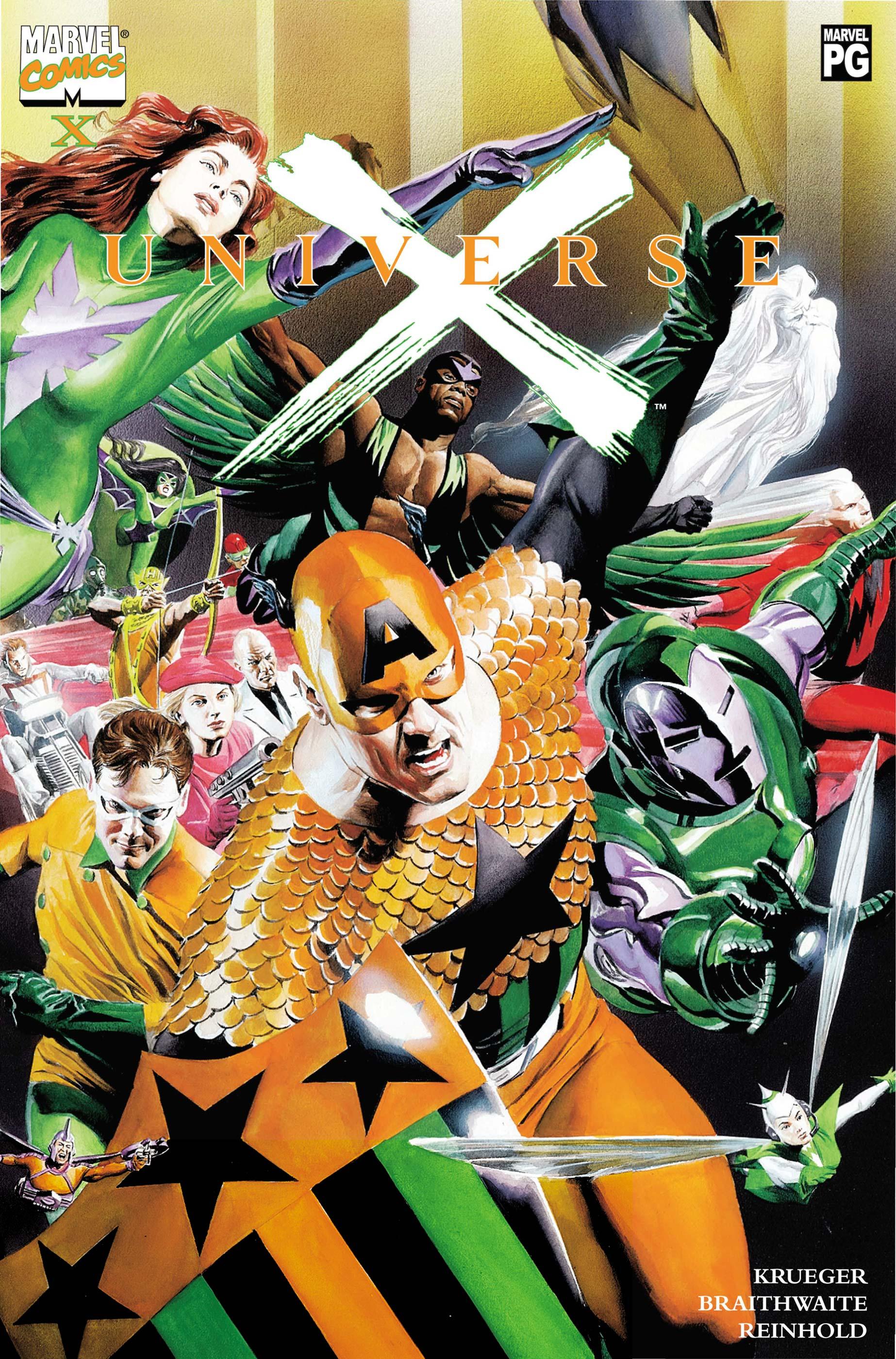Universe X (2000)