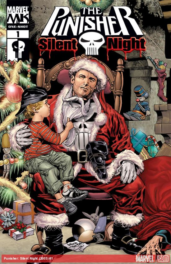 Punisher: Silent Night (2005) #1