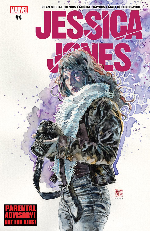 Jessica Jones (2016) #4