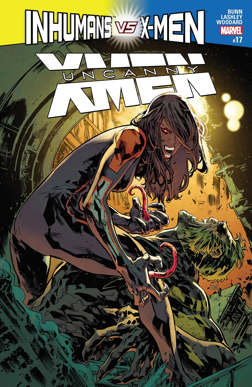 Uncanny X-Men (2016) #17