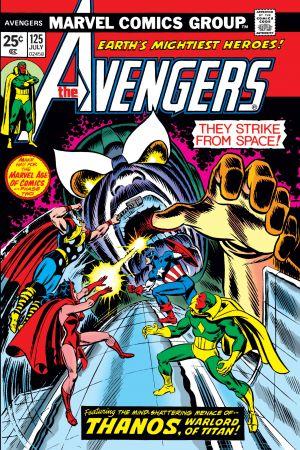 Avengers  #125