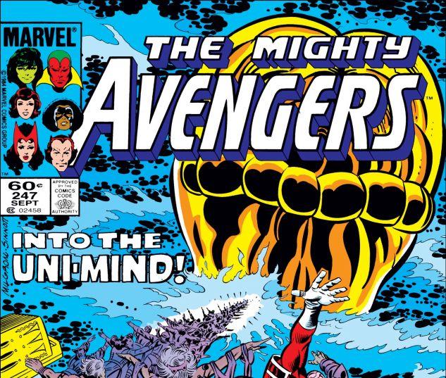 Avengers (1963) #247