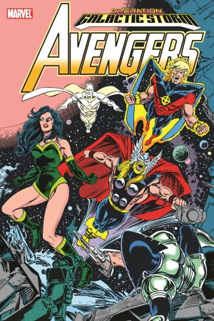 Avengers: Galactic Storm Vol.1 (Trade Paperback)