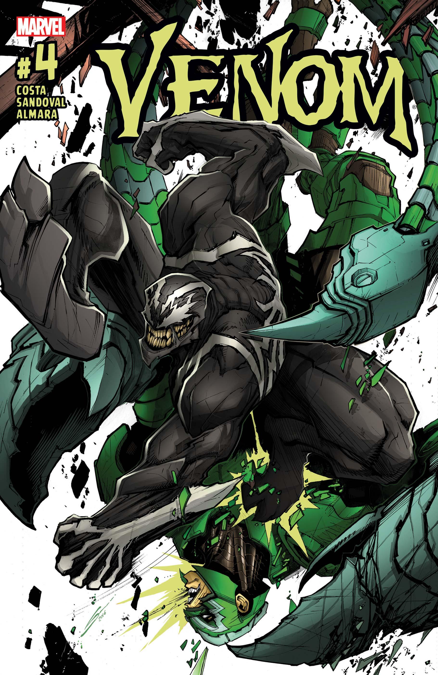 Venom (2016) #4