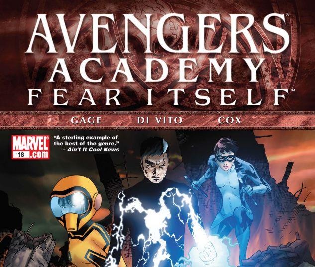 Avengers Academy (2010) #18