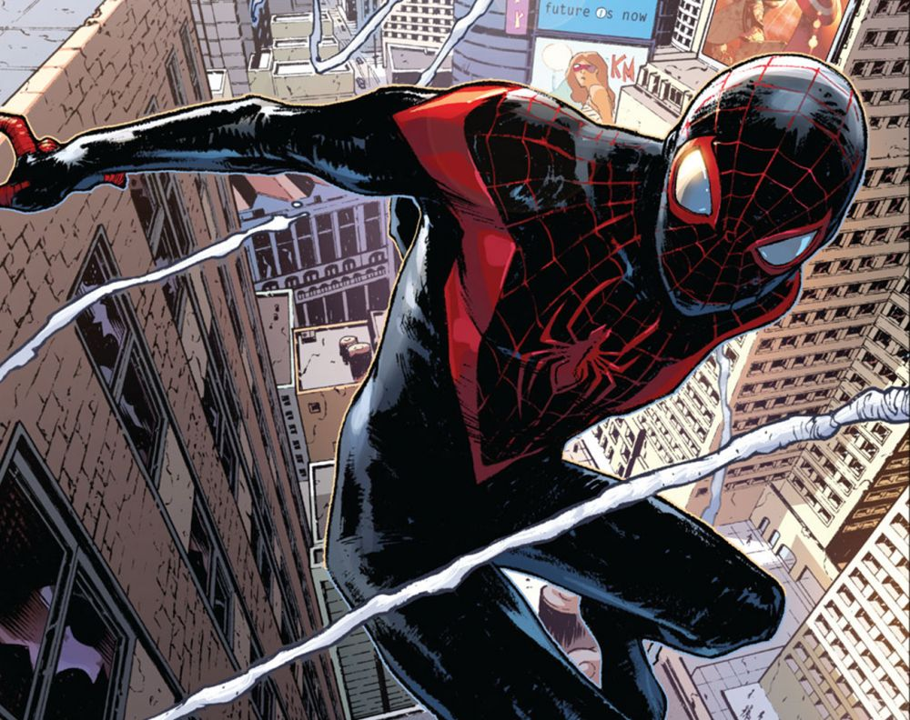 Follow Sara Pichelli on her journey to co-creator of Miles Morales