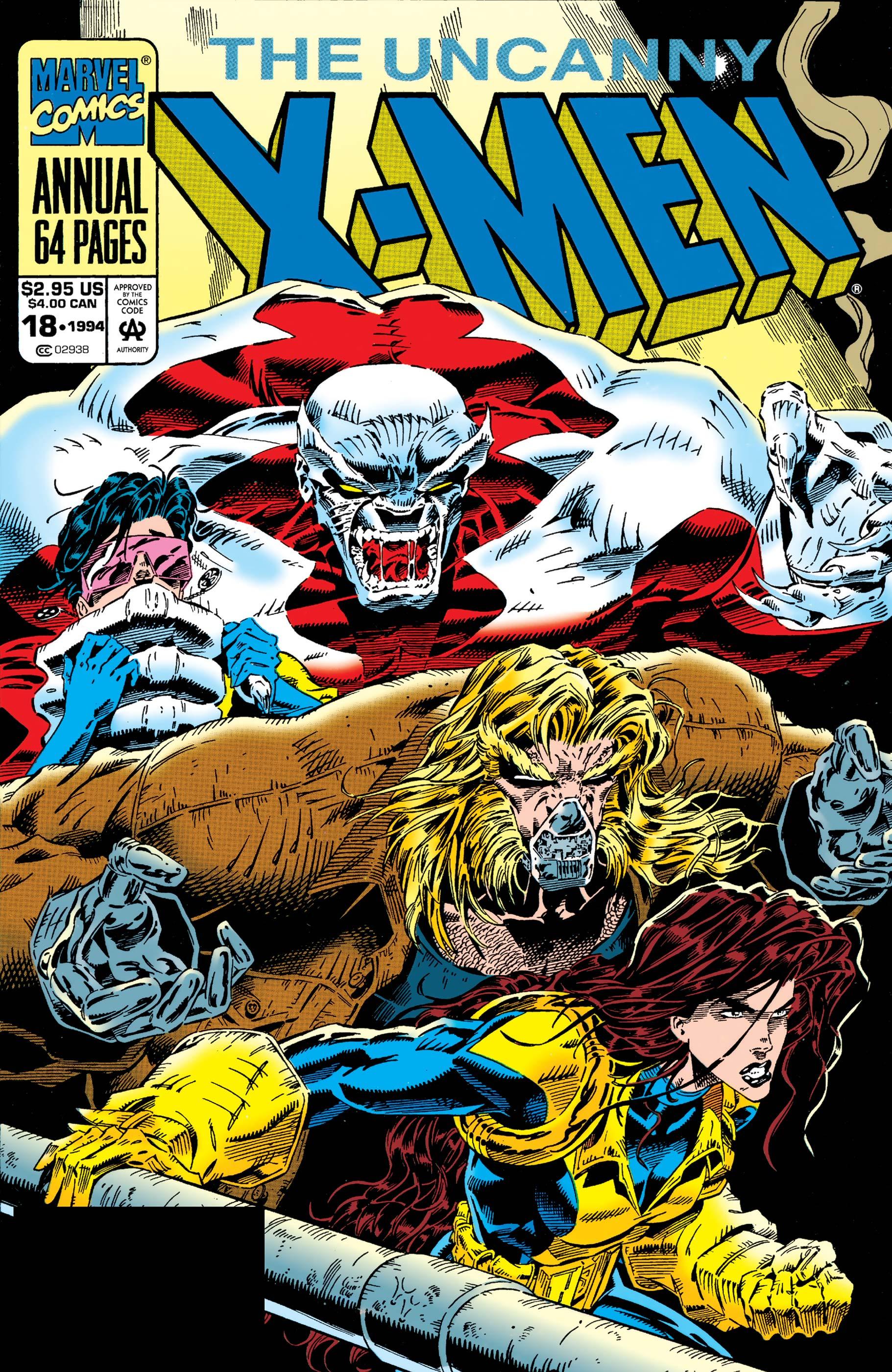 X-Men Annual (1970) #18