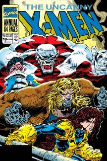 Uncanny X-Men Annual #18