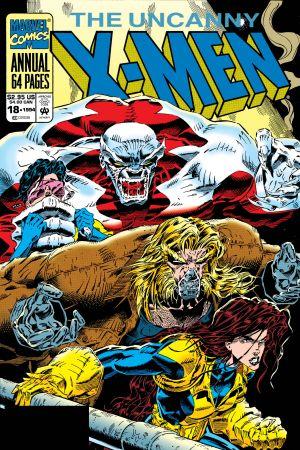 X-Men Annual #18