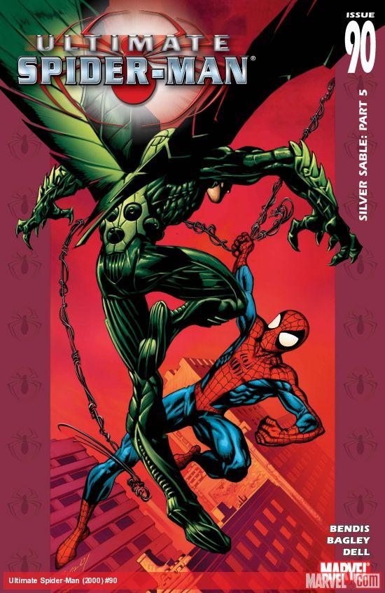 Ultimate Spider-Man (2000) #90