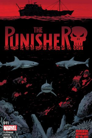 The Punisher (2016) #11
